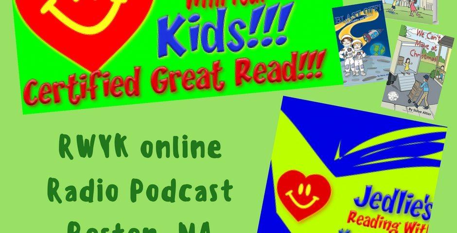 RWYKonlineRadio Podcast Boston!